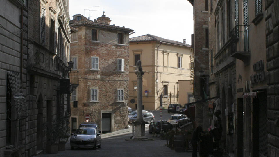 Charmed by Montepulciano