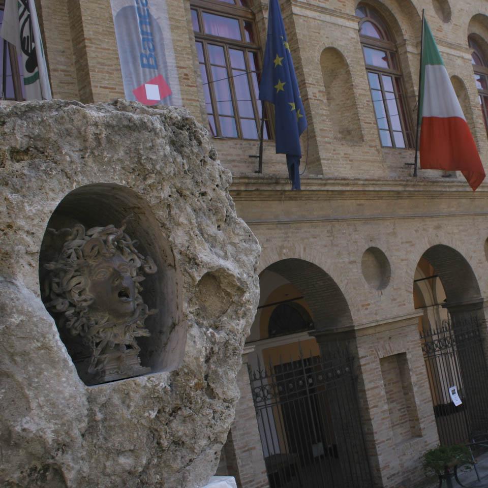 Opera arena in Macerata