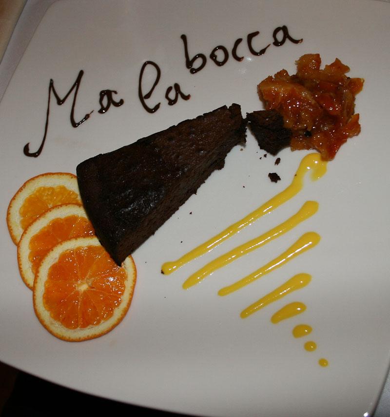 Malabocca restaurant in Bagnacavallo