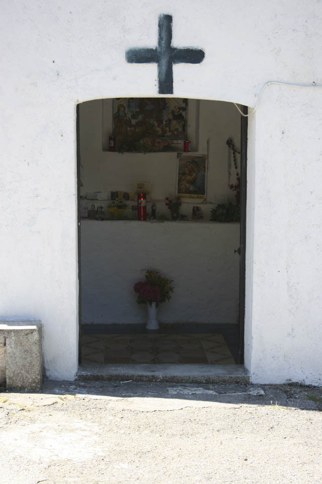 wayside chapels in Calabria