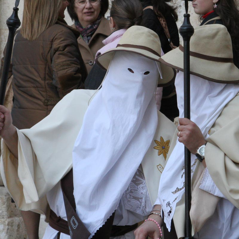 Photo of Easter procession in Francavilla Fontana