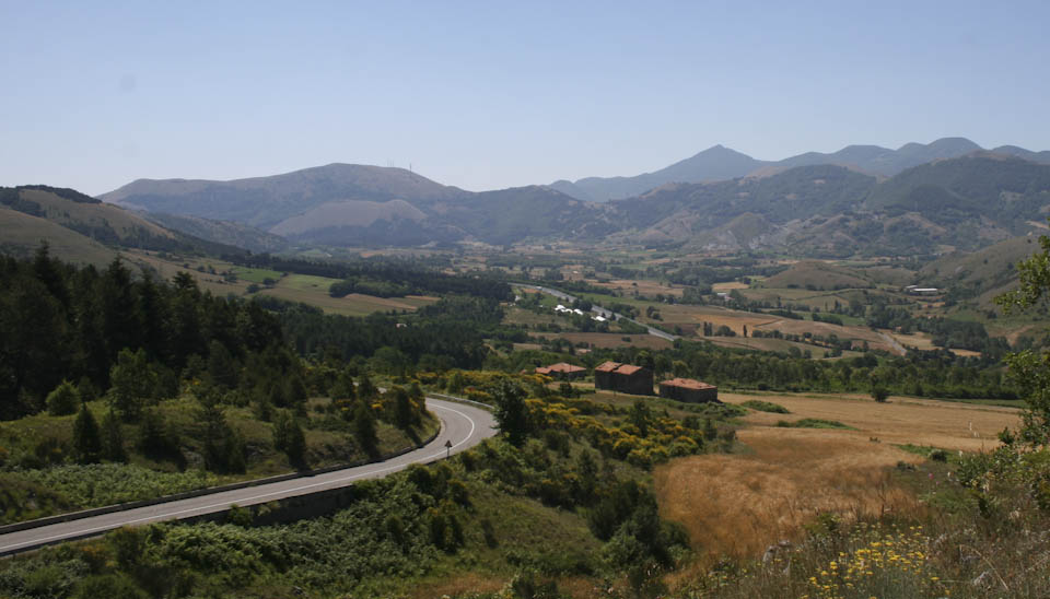 Hiking in Calabria