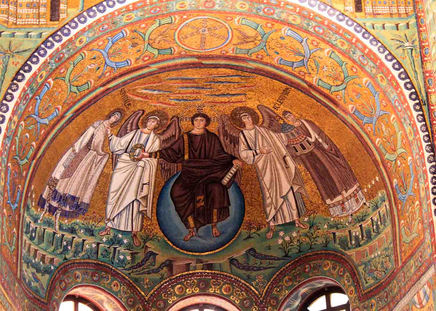 Ravenna and the Roman Empire - San Vitale