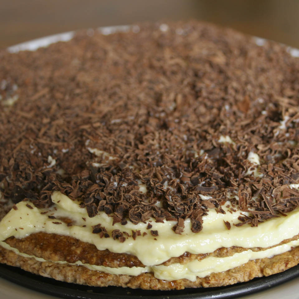 chocolate layer ice cream cake