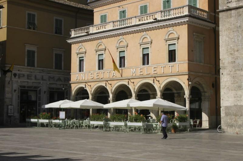 The Public Squares of Ascoli Piceno
