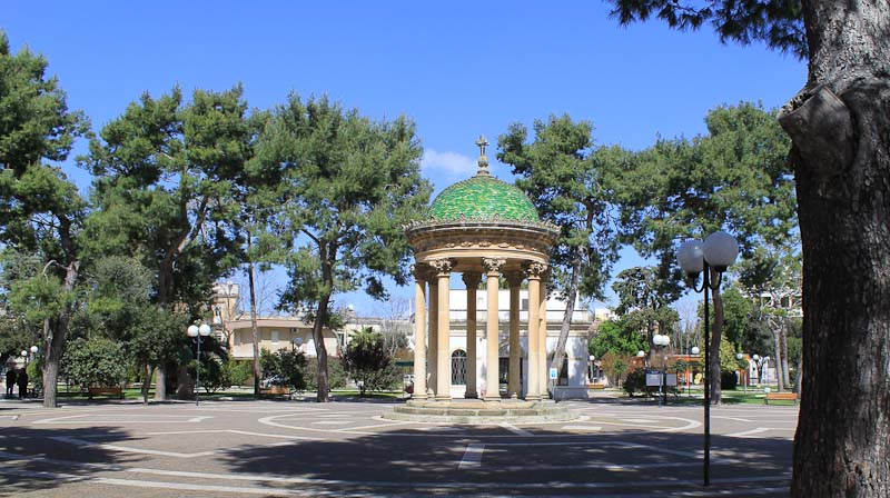 Photo of Villa Communale - One of the attractions of Lecce