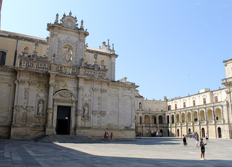 Photo of Basilica della Santa Croce in Lecce