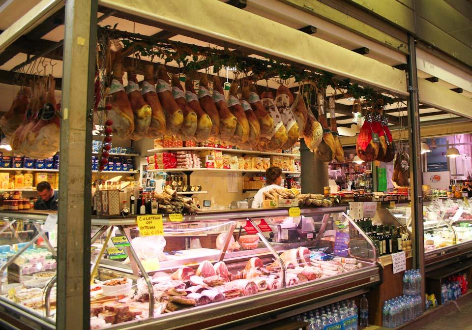 Sights in Ravenna - Mercato Coperto