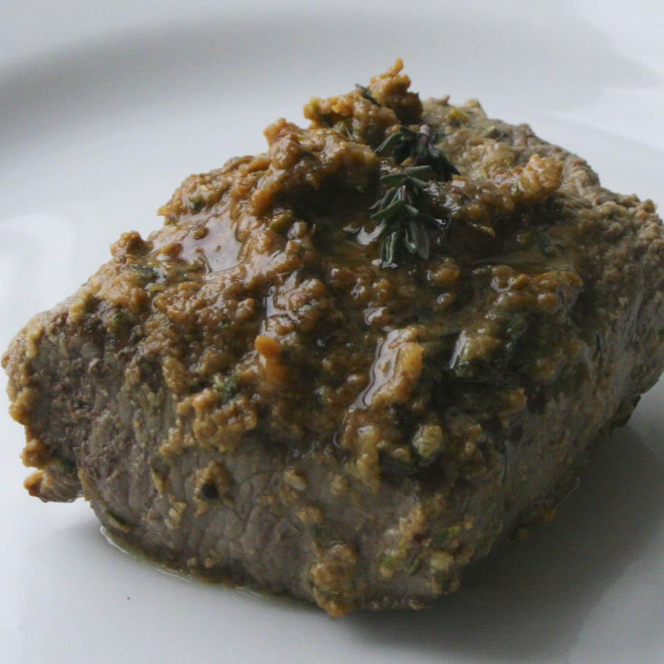 lamb in garlic sauce