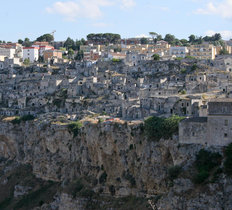 Matera - Cave towns in Puglia