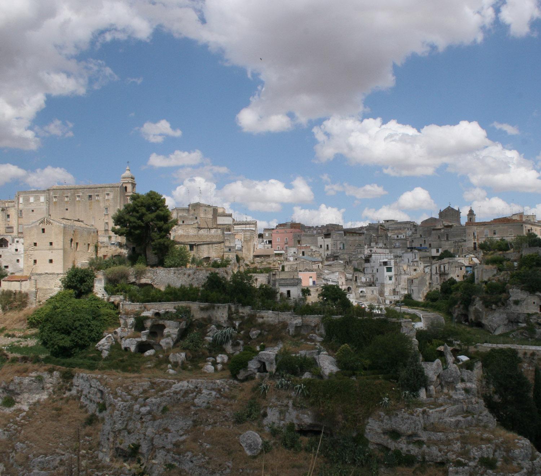 Gravina in Puglia Cave towns in Puglia - Cave towns in Puglia
