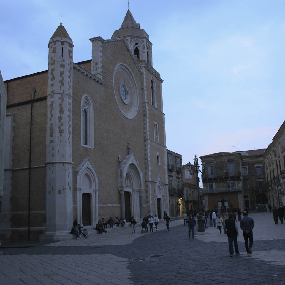 Muslims in Lucera