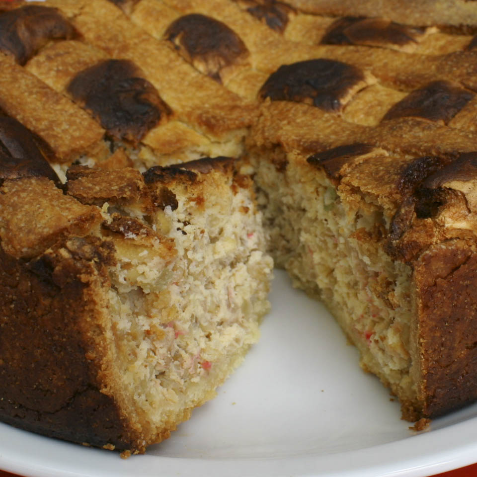 pastiera cake recipe