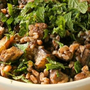 Farro salad - Italian Notes