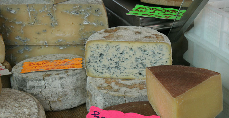 Gorgonzola myths Celebrating the blues