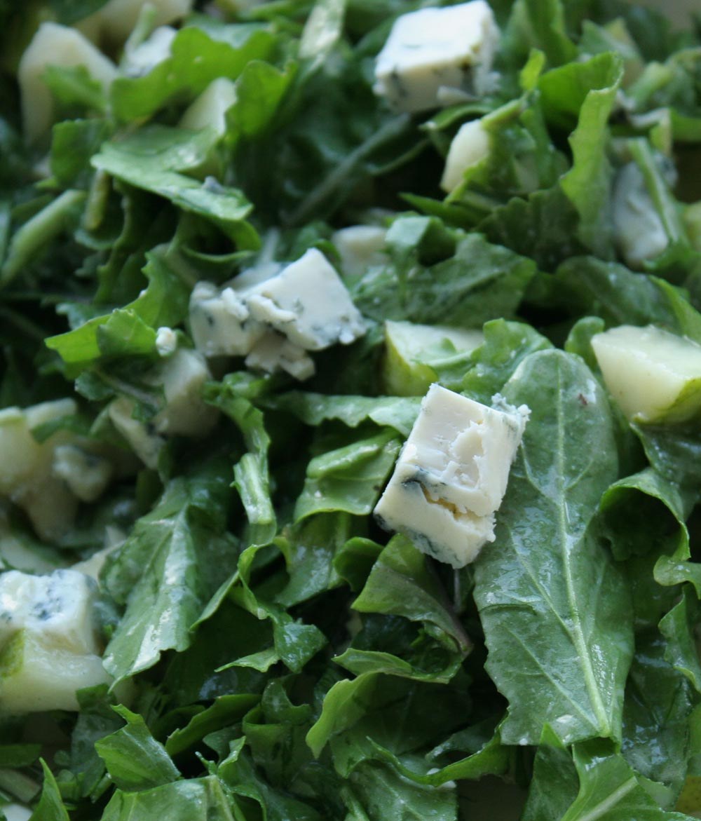 Pear arugula salad - Italian Notes