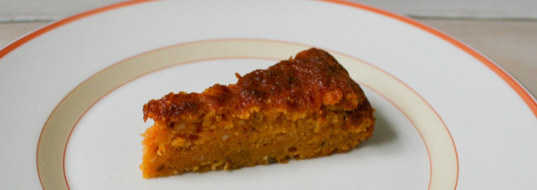 Italian carrot cake - Italian Notes