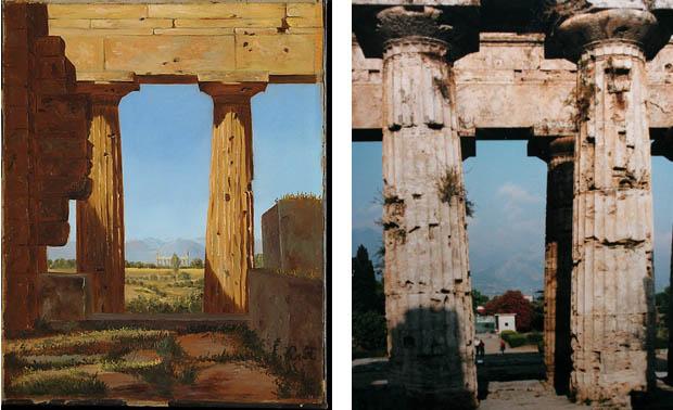 paestum temples - Italian Notes
