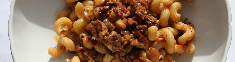 Pasta beans - Italian Notes