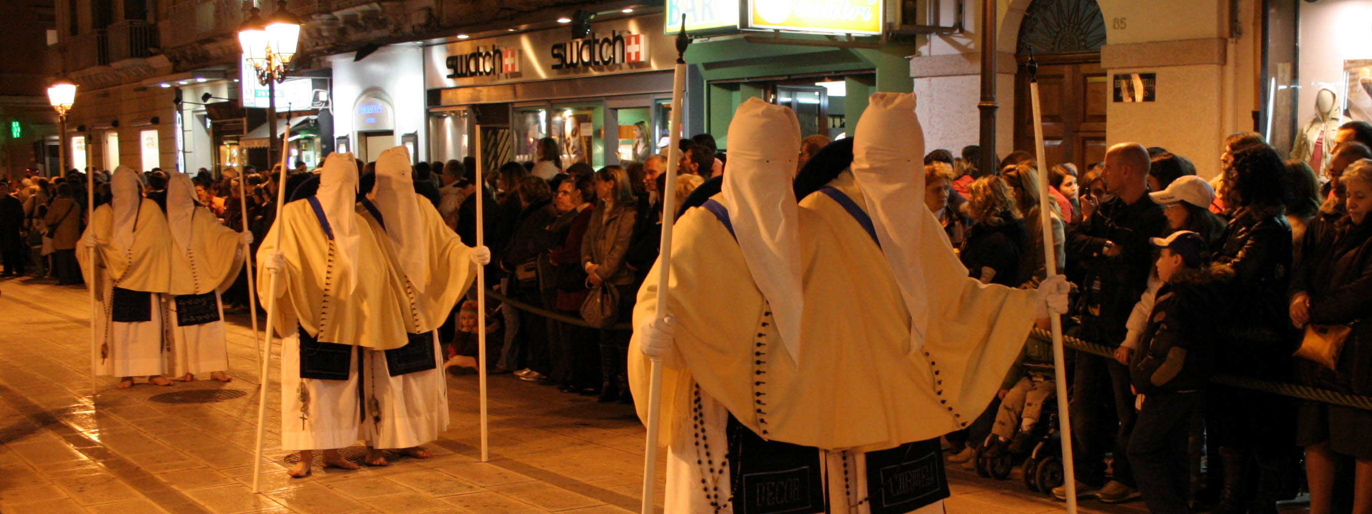 Photo of Easter procession in Taranto