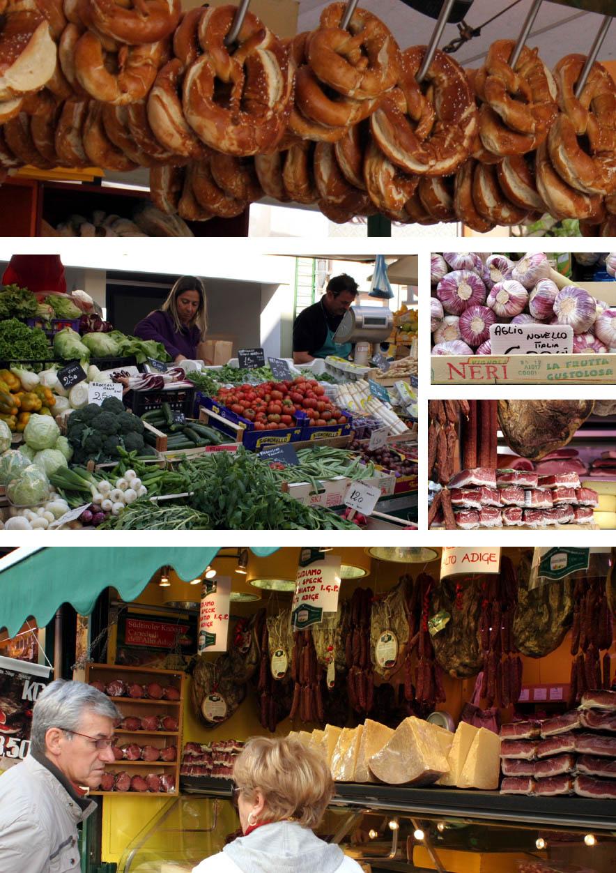 shopping in Bolzano