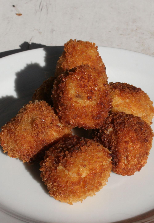 Ham croquettes - Italian Notes