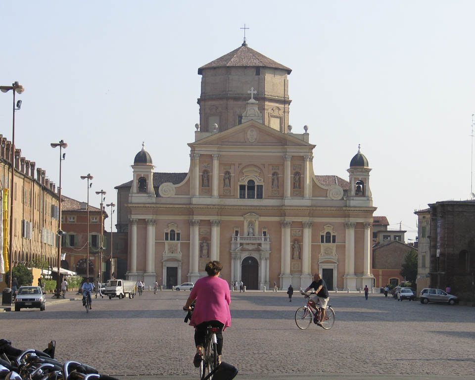 Carpi and the Jewish heritage
