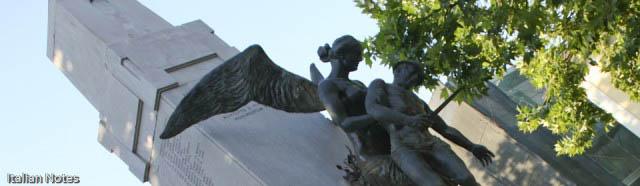 Ai Figli Caduti – war memorials in italy