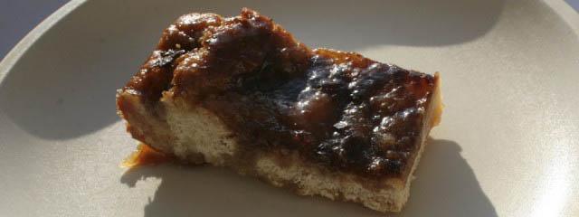 Danish pastry recipe – butter cake