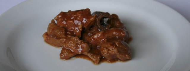 Friuli lamb stew
