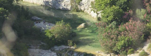 Hike to Cavagrande del Cassibile - Italian Notes