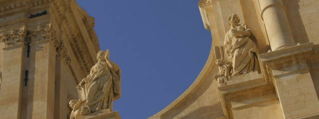 Baroque Sicily: Noto - Italian Notes