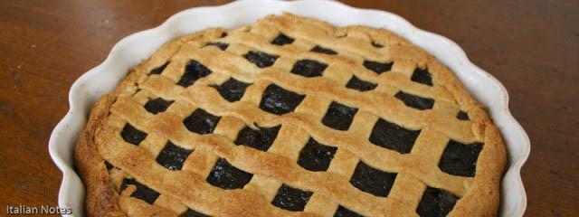 Italian quince pie recipe