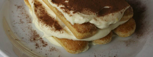 Photo of original tiramisu