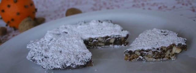 Panforte di Siena recipe