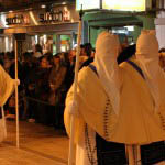 Picture of Easter procession in Taranto