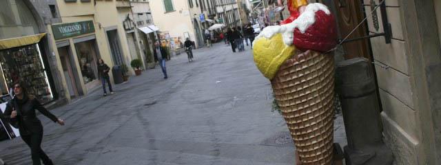 The best ice cream in Italy