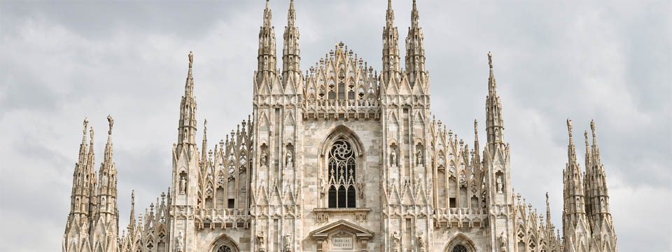 Famous Words about the Gothic Cathedral of Milan