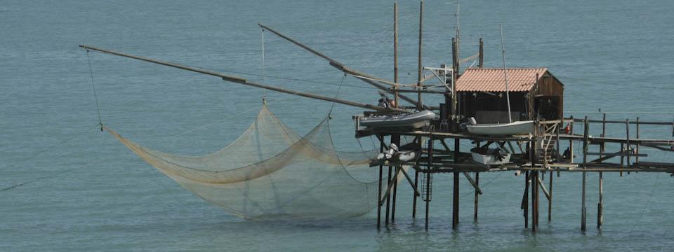 Trabucchi fishing in Termoli