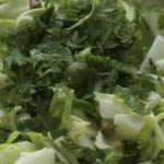 Brussels sprout salad - Italian Notes