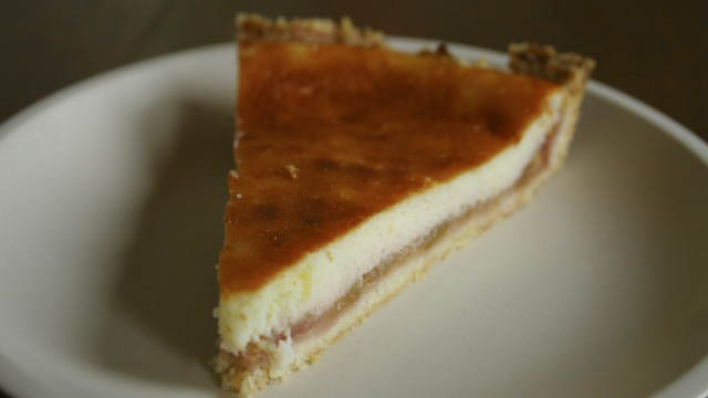 Crostata di ricotta recipe – an Italian cheese cake