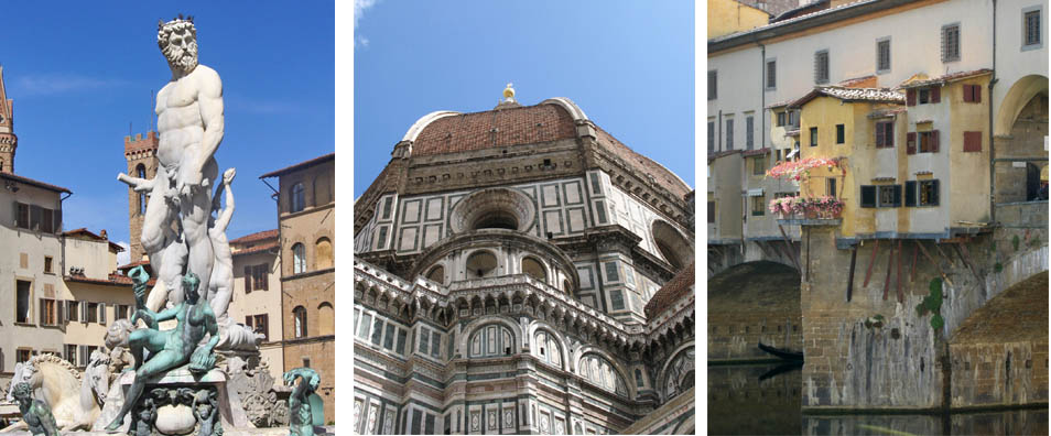 Florence for newbies