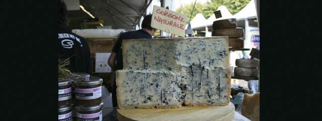 Gorgonzola myths: Celebrating the blues