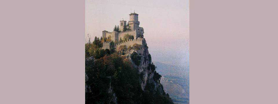 San Marino - Italian Notes