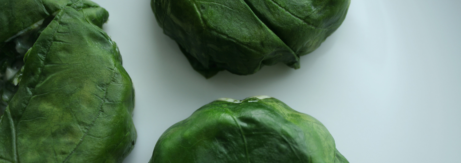 Spinach flan - Italian Notes