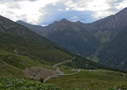 Jaufenpass - Passo Giovo - Italian Notes