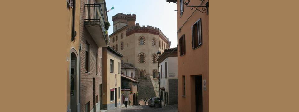 The wine museum in Barolo - Italian Notes