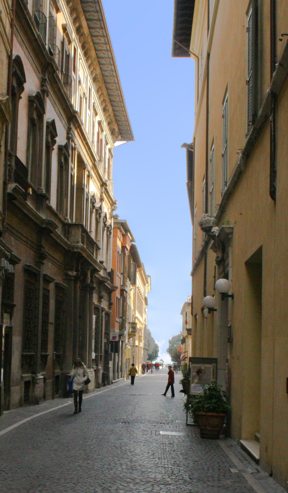 Attractions of Pesaro - Italian Notes