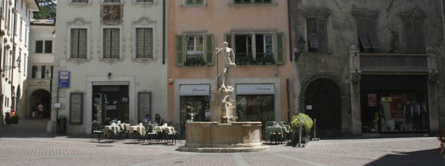 La Dolce Vita and other sights in Rovereto Italy