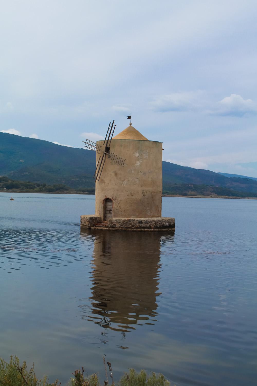Spanish mill in Orbetello - Italian Notes